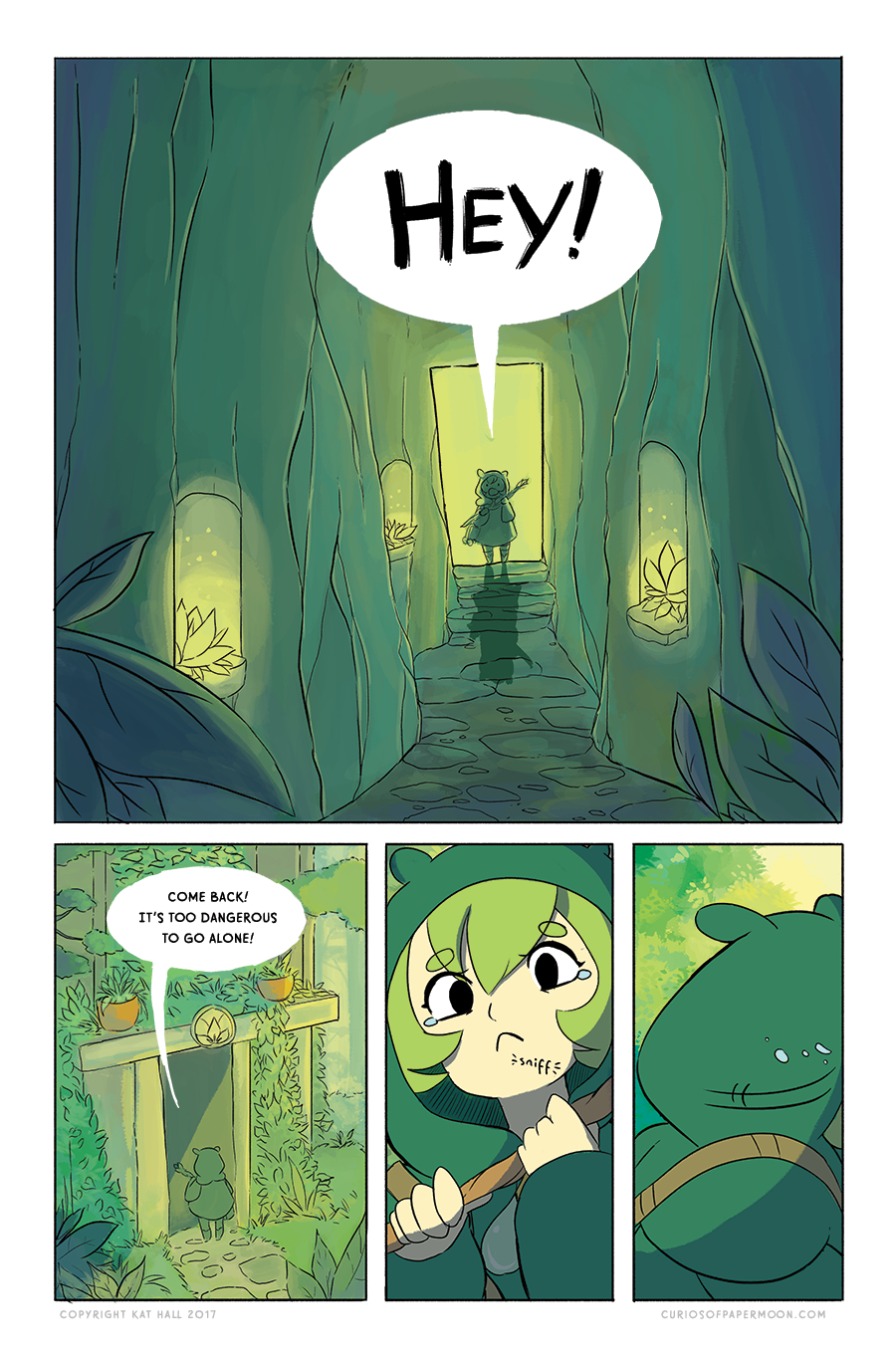 Chapter One – Page One