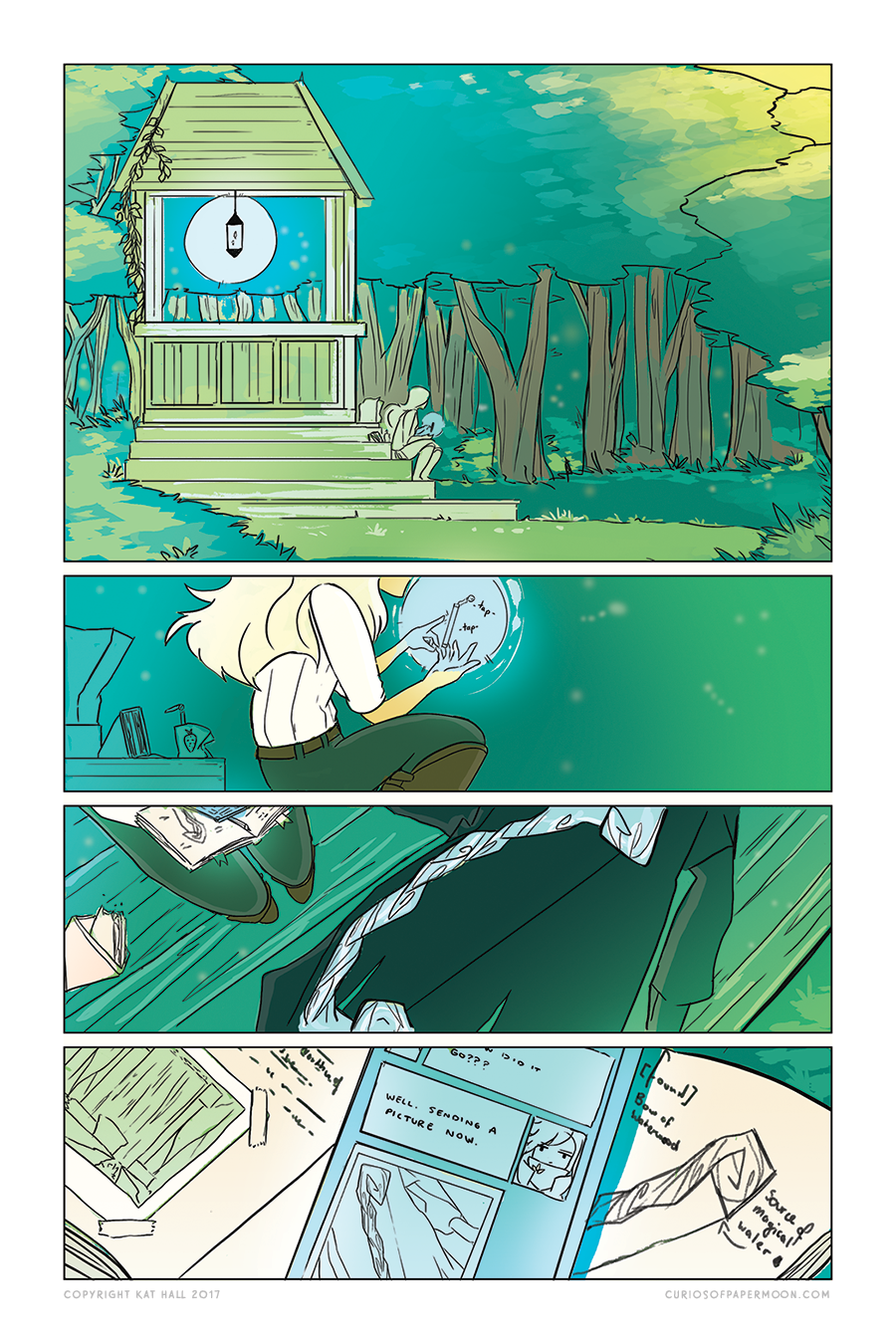 Chapter One – Page Three