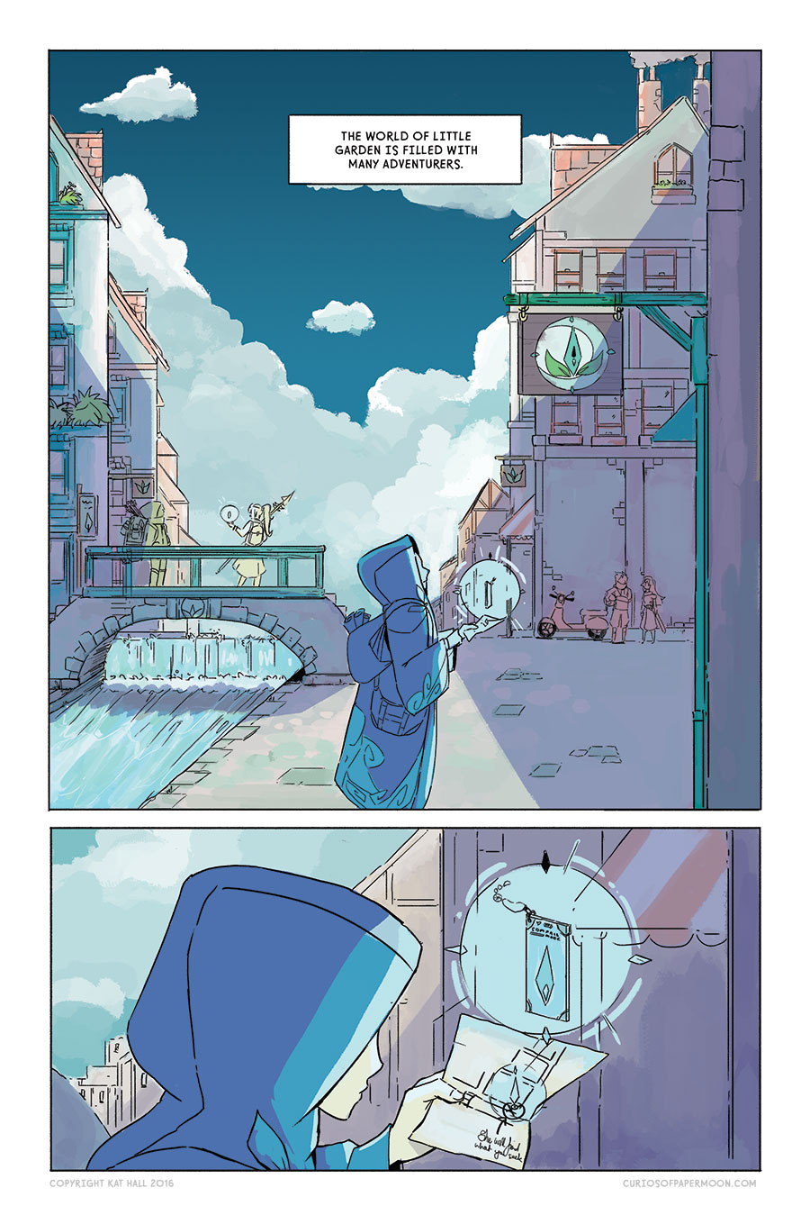 Prologue – Page One