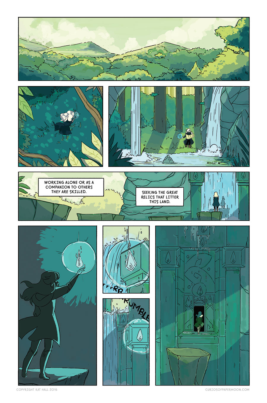 Prologue – Page Three