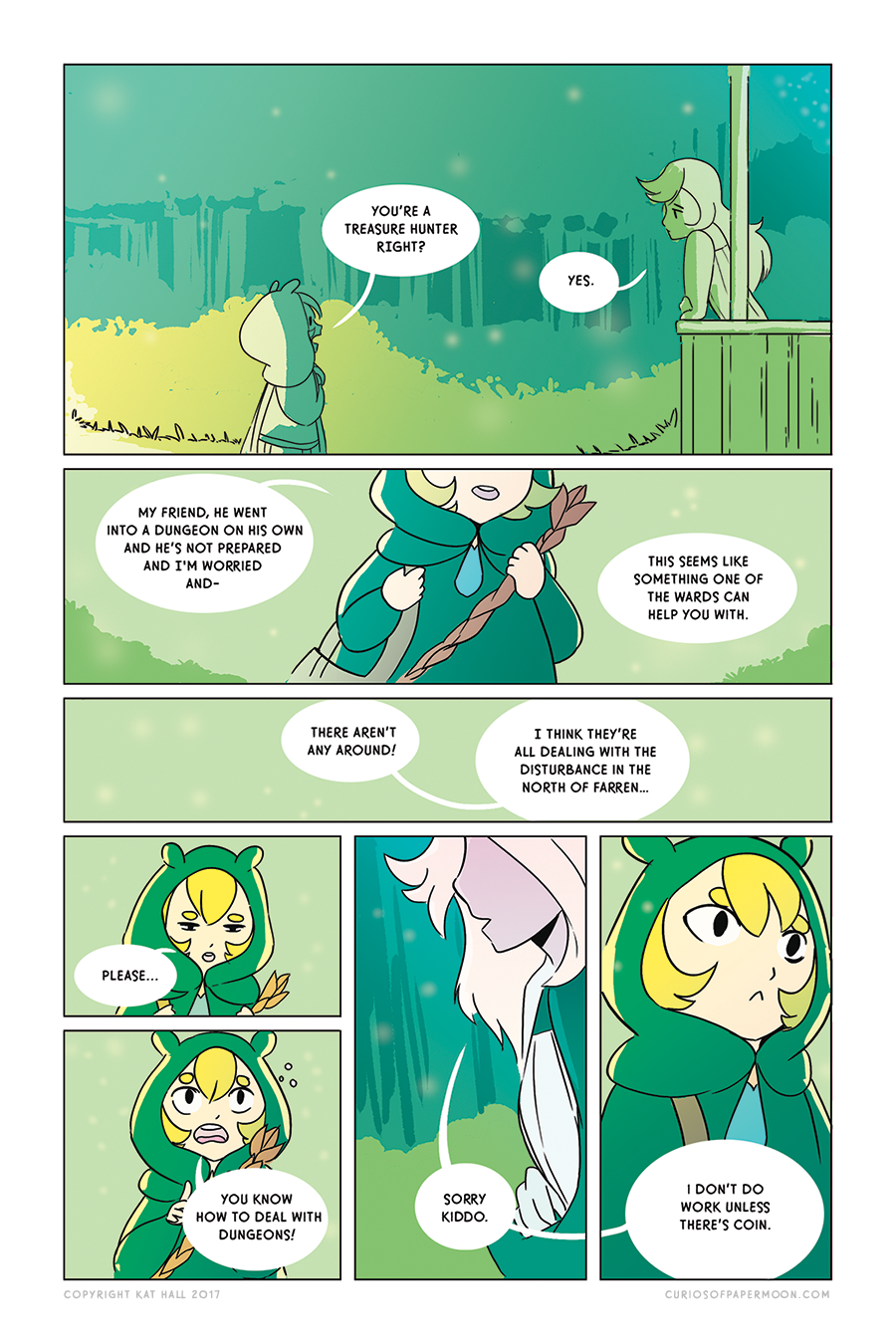 Chapter One – Page Five