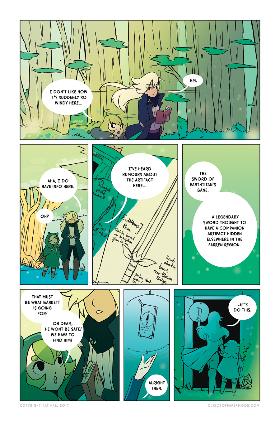 Chapter One – Page Nine